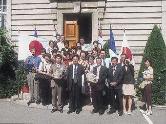 2004.9フランスツアー